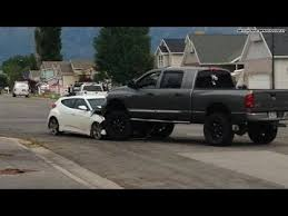 did dodge stop trucks driver ends high speed through park