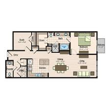 Luxury Apartment Floor Plan by Floor Plans 1900 Yorktown Luxury Galleria Apartments In The Houston