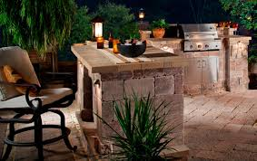 bbq outdoor kitchen islands barbq counter kit google search