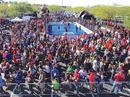 nhl centennial fan arena nhl teams building on success of centennial fan arena tour