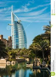 burj al arab images view of the hotel burj al arab from souk madinat jumeirah stock