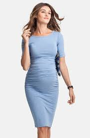 isabella oliver ruched maternity dress available at nordstrom
