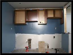 How To Install Base Kitchen Cabinets How To Install Upper Cabinets