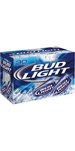 how much is a 30 pack of bud light bud light 30 pack cans missouri domestic beer shoprite wines