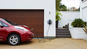 nissan leaf miles per charge nissan leaf free home charging point pod point