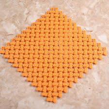 Orange Bathroom Rugs by Orange Bathroom Rug Ebay