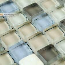 k che hellblau hellblau gemischte grau glas fliesen badezimmer mosaik fliesen