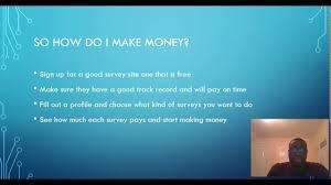 Money Making Online Surveys - online surveys for money make 500 per day 2017 youtube