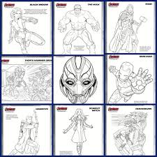 coloring pages of the avengers avengers themed party ideas avengers