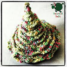 christmas tree hat ravelry crochet christmas tree hat pattern by debi dearest
