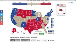 Ccw Map Larry J Sabatos Crystal Ball The Map 11 Angles On The My Election