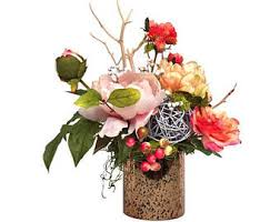 Silk Flowers Arrangements - silk flower arrangement etsy