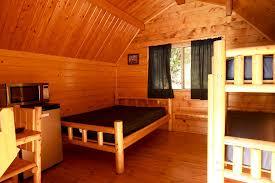 1 room cabin atv resort