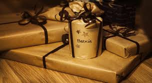 brown paper packages and other earth friendly gift wrap