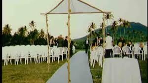 Bamboo Chuppah Video How To Build Wedding Day Chuppah Martha Stewart Weddings