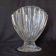 Waterford Crystal Small Vase Antique And Vintage Waterford Glassware Collectors Weekly