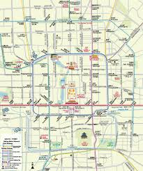 Metro Expo Line Map by
