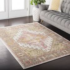 Coral Colored Area Rugs by Western Area Rugs You U0027ll Love Wayfair