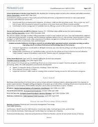Sample Resume For Business Development Manager Us It Recruiter Resume Sample Resume For Your Job Application