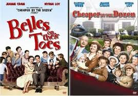 cheaper by the dozen 1950 belles on their toes 1952 on dvd