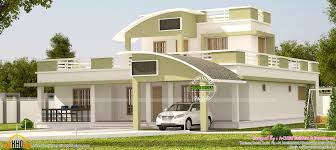 2688 sq ft modern home plan architecture kerala home design and