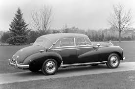 mercedes adenauer 1954 1955 mercedes 300 b adenauer cabriolet d review