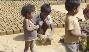 bricks of child labour for salesian missions