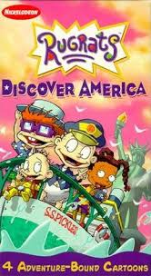discover america vhs rugrats wiki fandom powered wikia