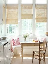 White Bamboo Curtains You Can T Go Wrong With A Bamboo Shade Lorri Dyner Design