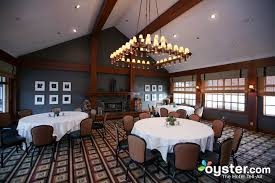 The Falls Terrace Meeting Room At The Salish Lodge  Spa Oystercom - Salish lodge dining room