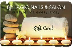 bellagio nails and salon swipeit com custom gift cards e gift