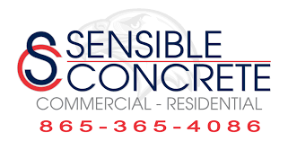 sensible concrete works sevier county knoxville pigeon forge