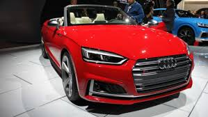 audi detroit audi vehicles drop their tops at detroit auto wkbn com