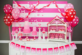 baby birthday themes birthday themes for best party decorations ideas girl fiance