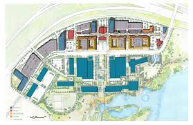 hillwood and the howard hughes corporation launch 130 acre mixed