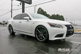 white lexus truck lexus ls460 vehicle gallery at butler tires and wheels in atlanta ga