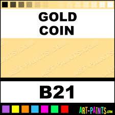 gold coin casual colors spray paints aerosol decorative paints