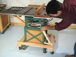 table saw mobile base table saw mobile base youtube
