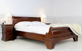 King Size Sleigh Bed Frame King Size Sleigh Bed Frame U2014 Home Design Blog Sleigh Bed King