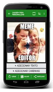 Picture Editor Meme - app criador de meme foto editor apk for windows phone android