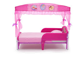 Doc Mcstuffins Toddler Bed With Canopy Princess Toddler Bed Set Beds Decoration