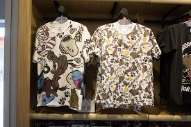 snoopy t shirts univeral studios japan halloween 2017 tdr explorer