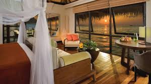 beaches luxury room resort bungalow paradise out view beach sand