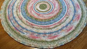 rug crochet rug made to order rug custom made rug floor zoom