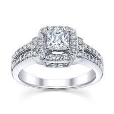 beautiful ladies rings images 6 princess cut engagement rings she 39 ll love robbins brothers blog jpg