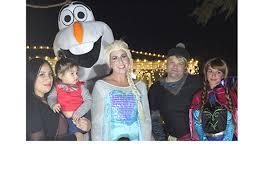 Santee Christmas Lights Santee Residents Lights Up The Neighborhood With Holiday Cheer Ecc