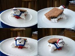 Stay Puft Marshmallow Man Meme - things we saw today the stay puft marshmallow man is a goner