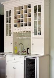 wine glass storage kitchen traditional with north shore kitchen