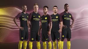 manchester city away kit 2016 17 nike news