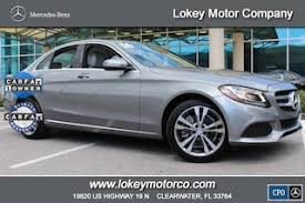 for sale mercedes certified pre owned mercedes at lokey motor co ta bay fl
